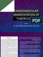 Cardiovascular Manifestation of TB dr. ERTA PRIADI W..pptx