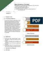 Informe de Fisicoquimica II 5 Celdas Galvanicas y Corrosion.