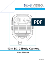 Body Camera Manual