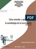 Carmen Sofía de la Torre Guía Práctica metodologia de la investigación ULA-Táchira 2010+++++