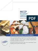 MCCP Leaflet Distance Learning