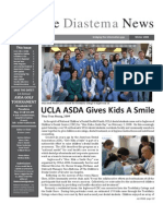 Diastema News - Winter 2008