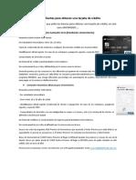 Requisitos Para Tarjeta Santander