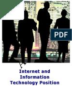 Aptikom-2006-InternetAndInformationTechnologyPosition