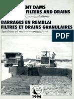 ICOLD-Embankment Dams Granular Filters and Drains - Bulletin 95  .pdf