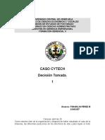 Caso Cytech . 1. Reingeniería