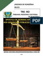 normas aplicáveis aos Servidores Públicos Federais..pdf