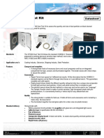 Dust Test Kit Sp3200_d44