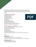 Outline of Good Governance