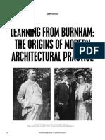 Learning From Burnham