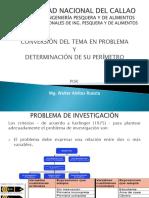 7. Problema y Perímetro
