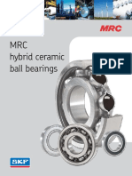 MRC Hybrid Ceramic Ball Bearings