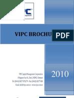 Vipc Capital Management Company Brochure 2010