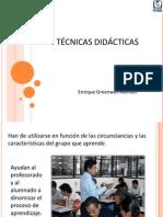 Técnicas didácticas2010