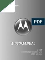 Motorola Mobile V191.pdf