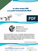 Taller normas APA con herramienta de Word LF.pdf.pdf