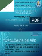 Topologias de Redes Y uso de simuladores de red