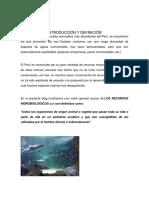 Introducción y Definición Conservacion Hidrobiologica
