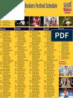 buskers-schedule-website