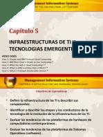 Infraestructura de La TI