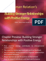 Materi 11 Building Stronger Relationships With Positive Energy