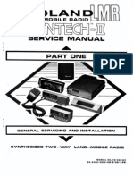 Syn-II Service Manual 70-3400, 70-3800, Part 1