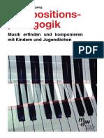 Kompositionspädagogik – mdw– Universität für Musik und darstellende Kunst