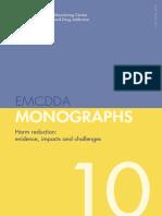 EUROPEAN MONITORING CENTER FOR DRUG AND DRUG ADDICTION Monography HARM REDUCTION.pdf