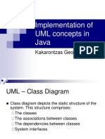 04 Implementation UML JAVA