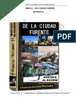 (2010) Mayo (Extracto) Volumen 21 de La Ciudad Furente