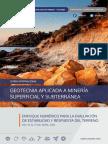 Brochure Geotecnia Aplicada a Mineria Superficial y Subterranea