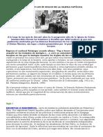HEREJÍAS EN LOS 20 SIGLOS DE LA IGLESIA CATÓLICA.docx