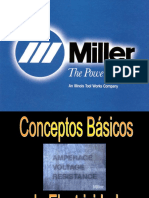 Conceptos Basicos de Electricidad en Equipos de Soldadura (Miller)