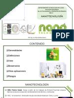 CURSO. Nanotecnología en la Industria de Alimentos