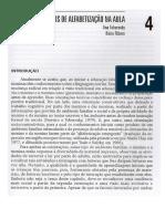 Teberosky & Ribera Contextos de Alfabetizao Na Aula