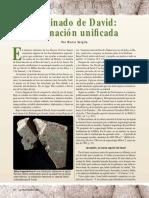 Arqueologia... El Reinado de David
