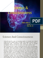 Science & Consciousness