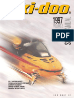 1997 SkiDoo Shop Manual