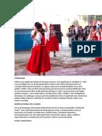 Danza Imilla Muniri