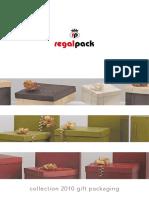 Catalogo 2010 Regalpack