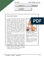 III Bim - 3er. año - Guía 7 - El gusto.doc