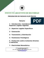 00 -Temario Curso Prev. Riesgos Electricos