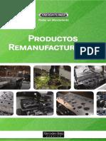 Catalogo Productos Remanufacturados
