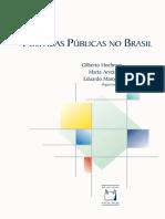 Gilberto Hochman, Marta Arretche, Eduardo Marques - Políticas públicas no Brasil