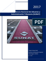 Superintendencia Nacional de Aduanas y Administración Tributaria (SUNAT)