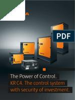 Kuka Controller KRC4