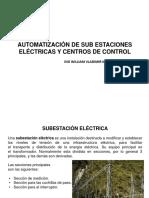 Automatizacion de Subestaciones Electricas