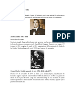 Juan José Arévalo 1945
