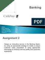 CellPay - BluePrinting an Innovative Service