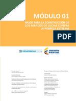 Modulo 01 Pasos para la Construcción de los Marcos de Lucha contra la Pobreza Extrema-v2